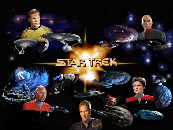 여러 시리즈를 선보인 '스타트렉'은 작품마다 우주력이 다르다. 제대로 된 시간 표시라기보다는 드라마의 기준점이라는 느낌이 강하다.