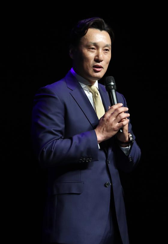 이승엽장학재단 이사장이 야구 국가대표팀 기술위원회에 합류한다. [연합뉴스]