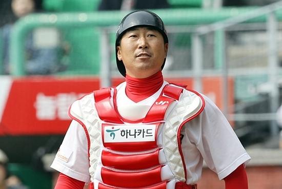 베테랑 포수 이성우(전 SK)가 LG에 합류한다. LG는 이외에도 김정후·양종민·강구성을 영입해 백업자원을 강화했다. SK와이번스 제공.