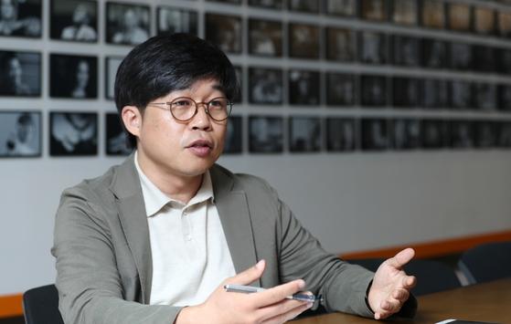 이범 교육평론가. 김상선 기자