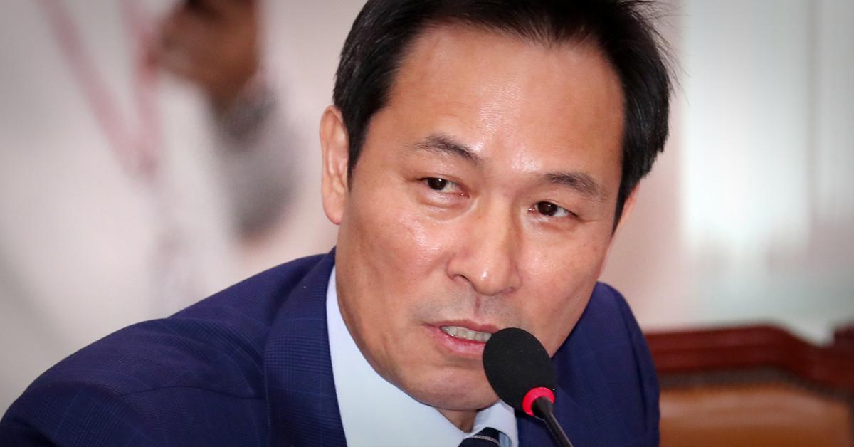 우상호 더불어민주당 의원. [뉴스1]