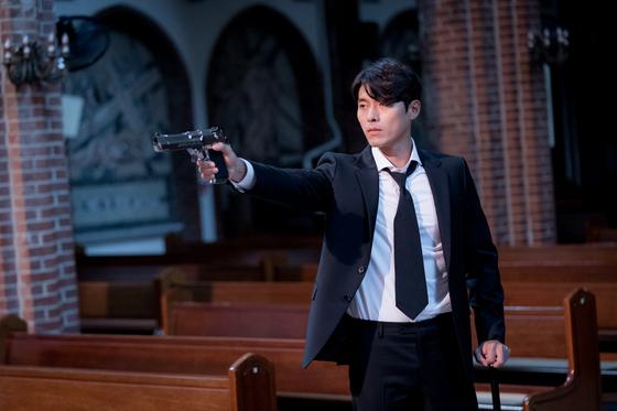 드라마 '알함브라궁전의 추억'의 한 장면 [사진 tvN]