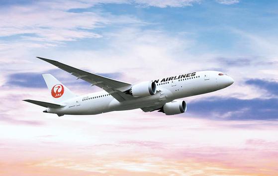 일본항공이 대한항공과 한·일 노선에 대한 마일리지 적립 제휴를 시작했다. [사진 일본항공]