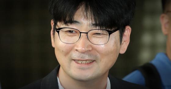 탁현민 청와대 선임행정관. [뉴스1]