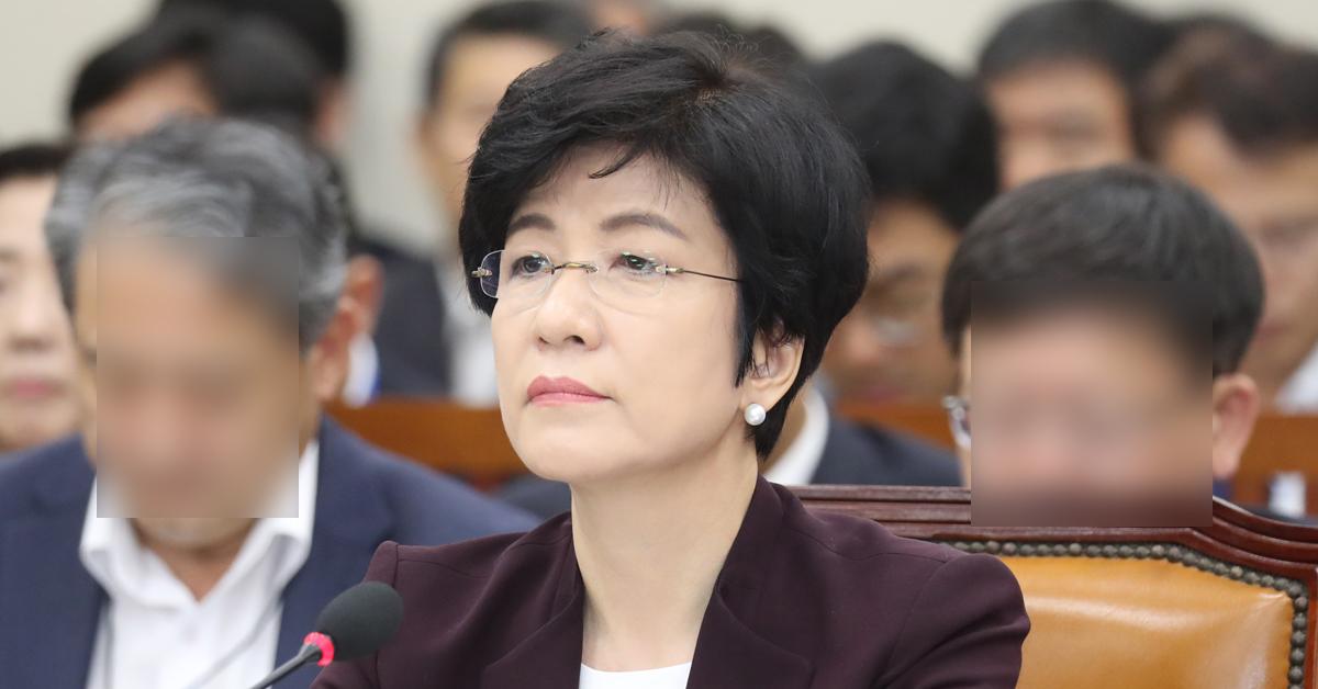 김영주 더불어민주당 의원. 임현동 기자