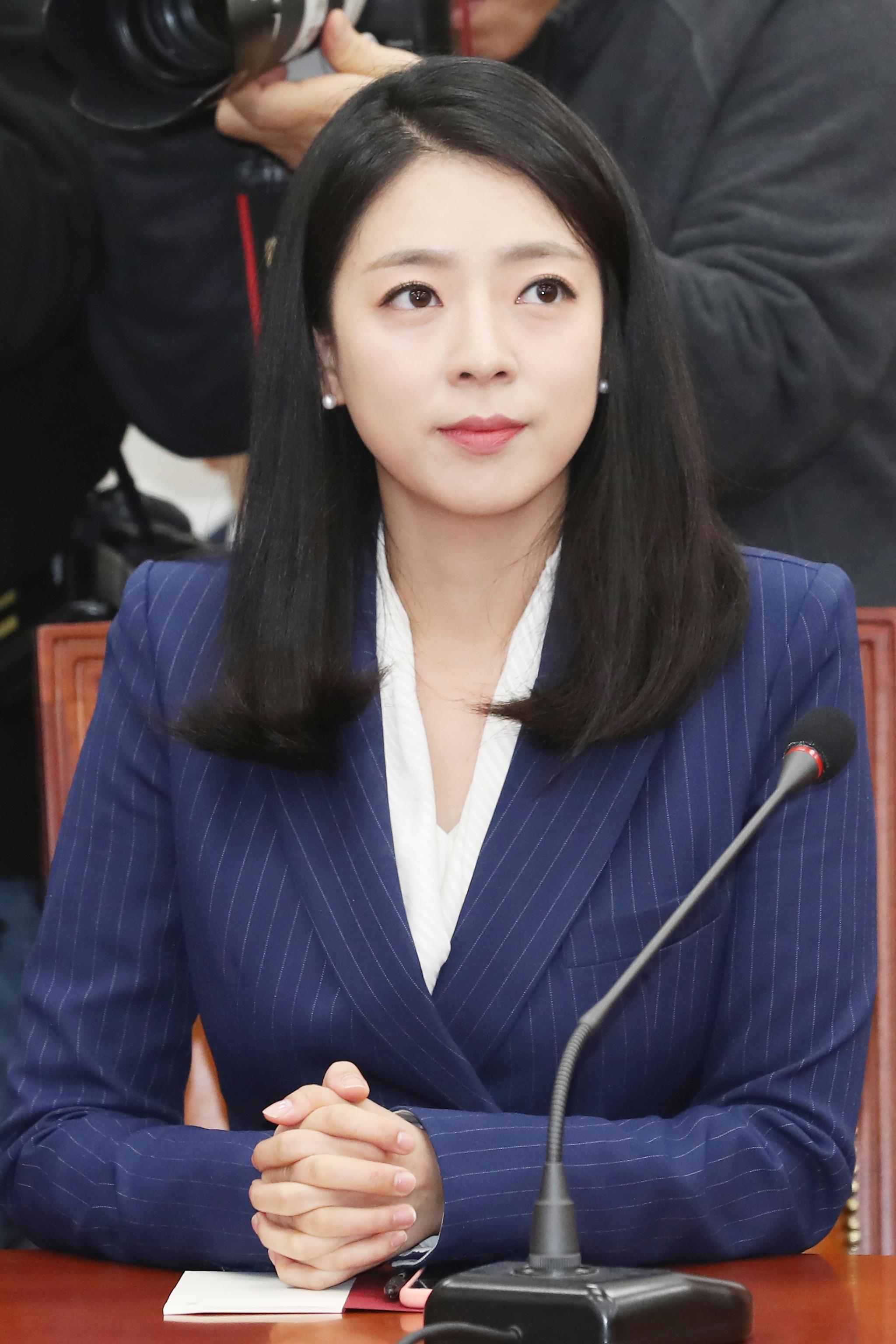 배현진 자유한국당 서울 송파을 당협위원장. [뉴스1]