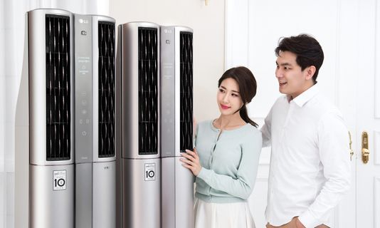 AI 신제품까지…한겨울인 매년 1월에 에어컨 쏟아지는 이유는?