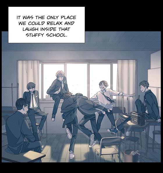 Photo from Naver Webtoon