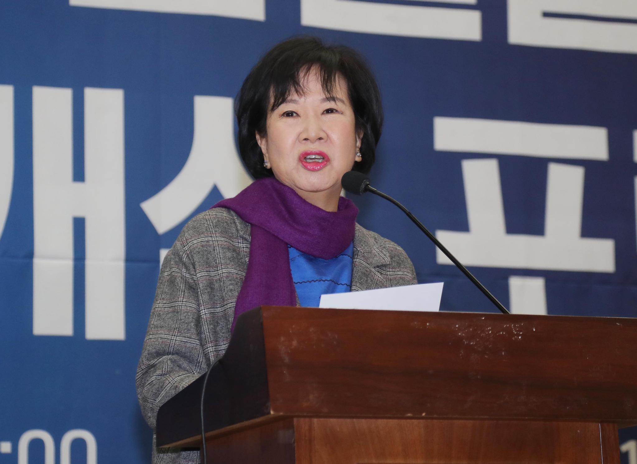 더불어민주당 손혜원 의원. [연합뉴스]