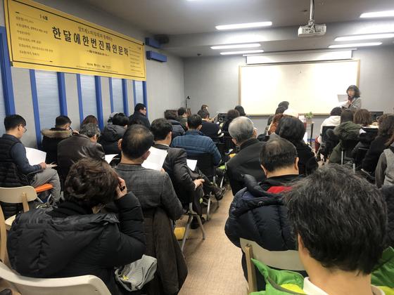 일산 문고에 중년 주민들이 몰려든 이유는…'인문학 강좌'