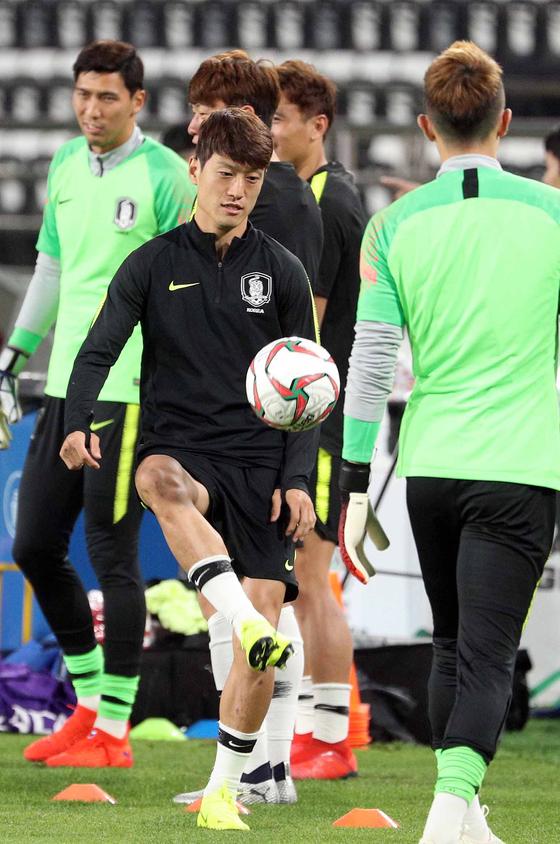 대한민국 축구대표팀 이청용. [뉴스1]