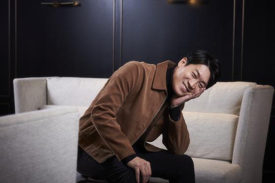 코미디 영화 '극한직업'으로 18일 서울 삼청동에서 만난 배우 진선규. [사진 CJ 엔터테인먼트]