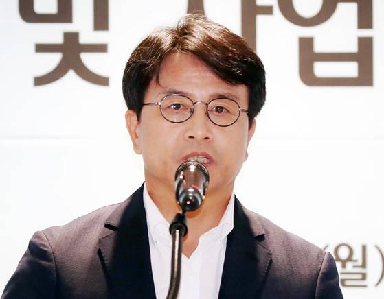이재현 인천 서구청장[연합뉴스]