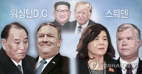 비건-최선희 스톡홀름 협상, 북미정상회담 성패 가르나