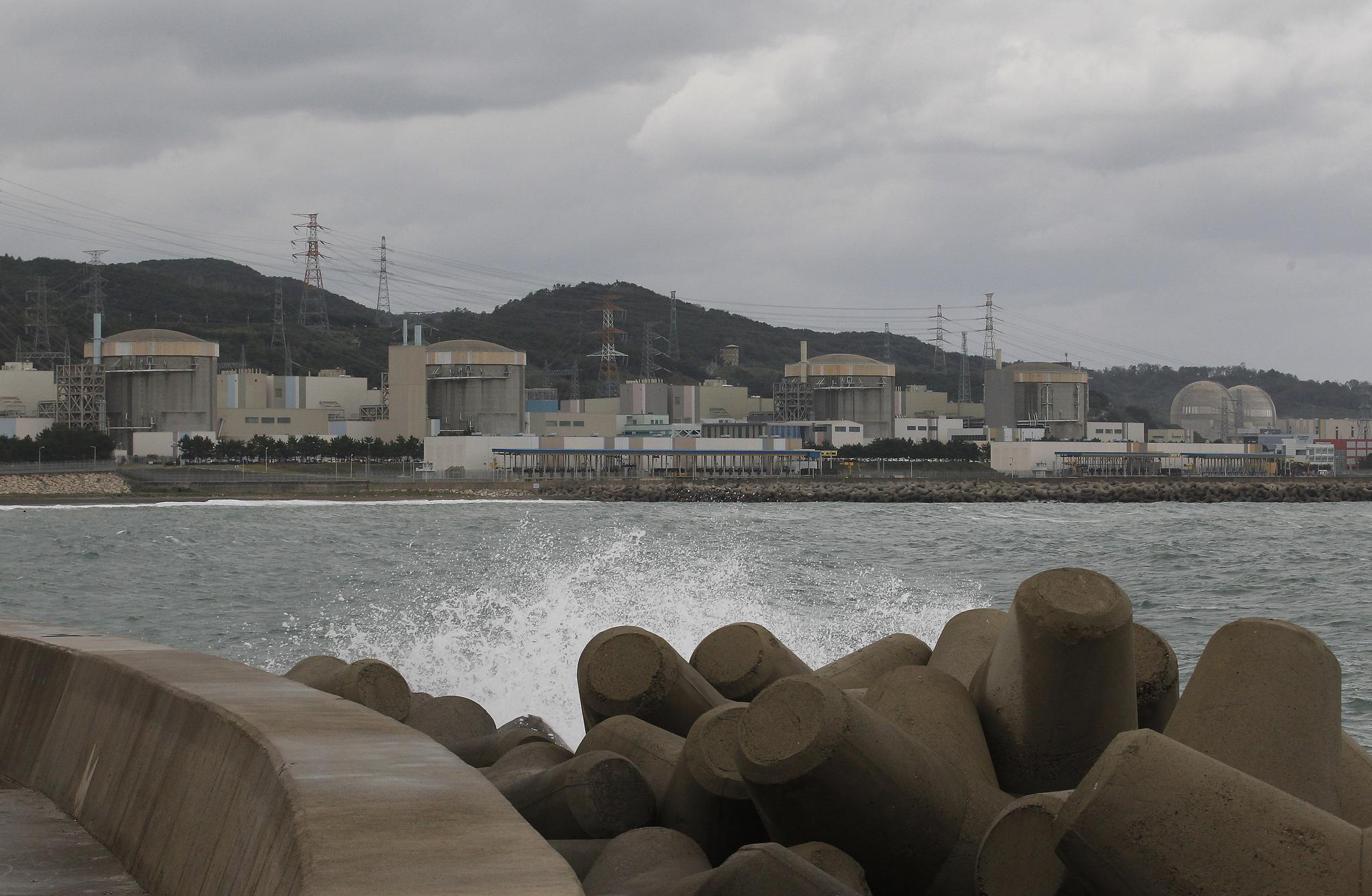 월성원자력발전소. [중앙포토]