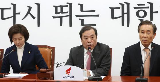 김병준 손혜원, 오만방자의 아이콘…홍영표는 호위무사