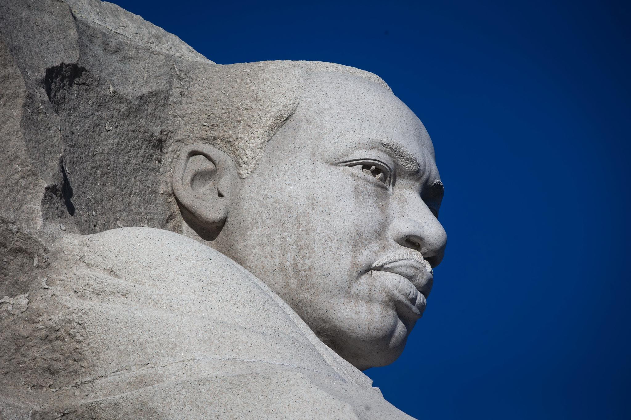 [서소문사진관] 한국인도 참가한 미국 마틴 루서 킹의 날