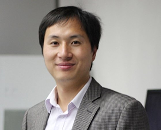 세계 첫 '유전자 편집 아기' 창조주 허젠쿠이의 몰락
