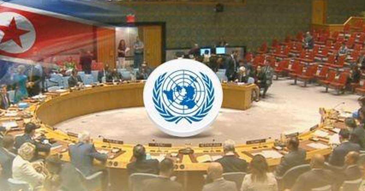 유엔 회의. [연합뉴스TV]