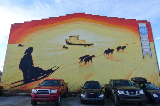 혹한의 땅, 캐나다 북부 소도시에 예술가 몰리는 까닭