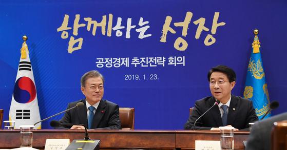 文 국민연금 주주권으로 대기업 탈법 책임 묻겠다