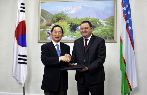 인천재능대학교, 우즈베키스탄과 글로벌 교육협력 양해각서