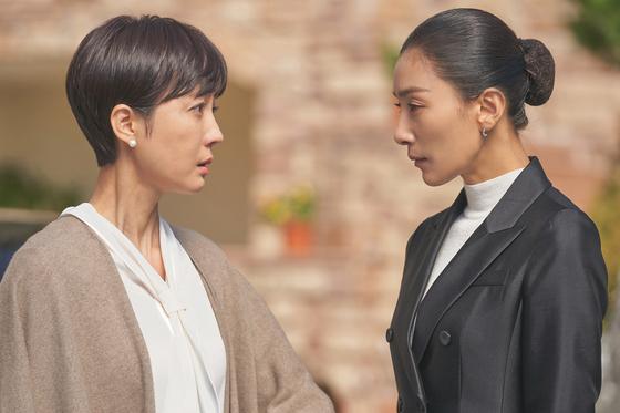 드라마 'SKY캐슬'의 한 장면 [사진 JTBC]