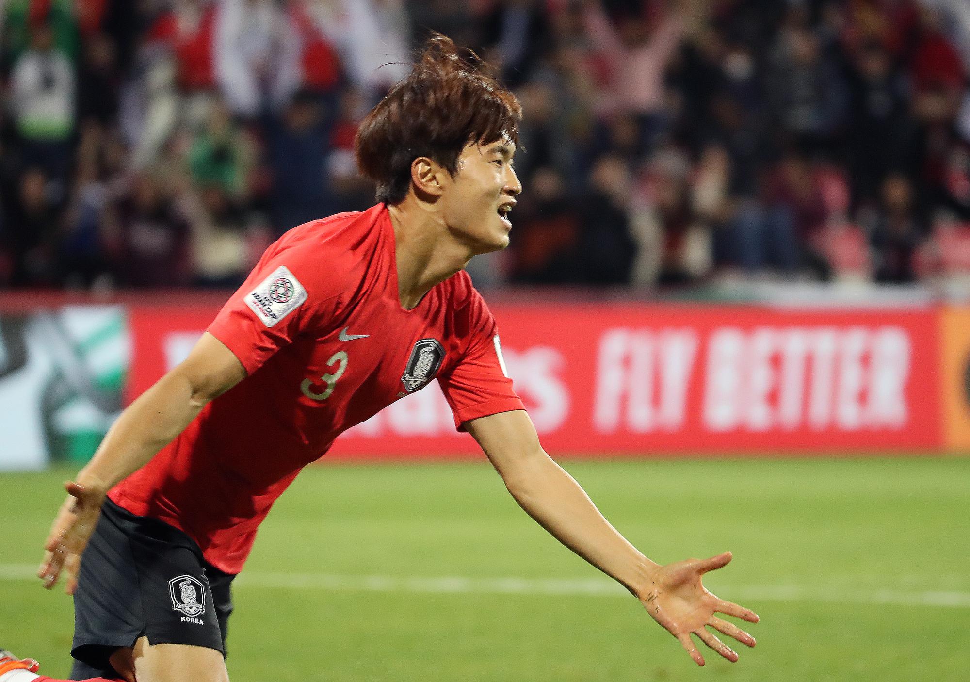 '김진수 연장 결승골' 한국, 바레인에 2-1 승…이제 카타르다!