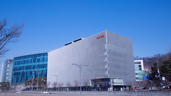 NHN엔터테인먼트는 경기도 판교에 '토스트 클라우드 센터'를 운영하고 있다. [사진 NHN엔터테인먼트]