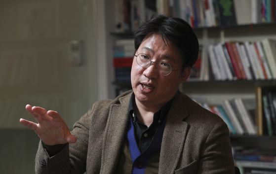 성정민 맥킨지 부소장은 중국과 동남아에서 창업과 혁신의 열기가 뜨겁다고 강조했다. 임현동 기자