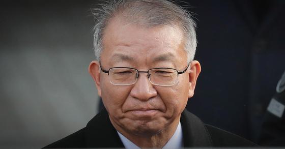 [속보] 양승태 전 대법원장 구속…'헌정사상 초유'