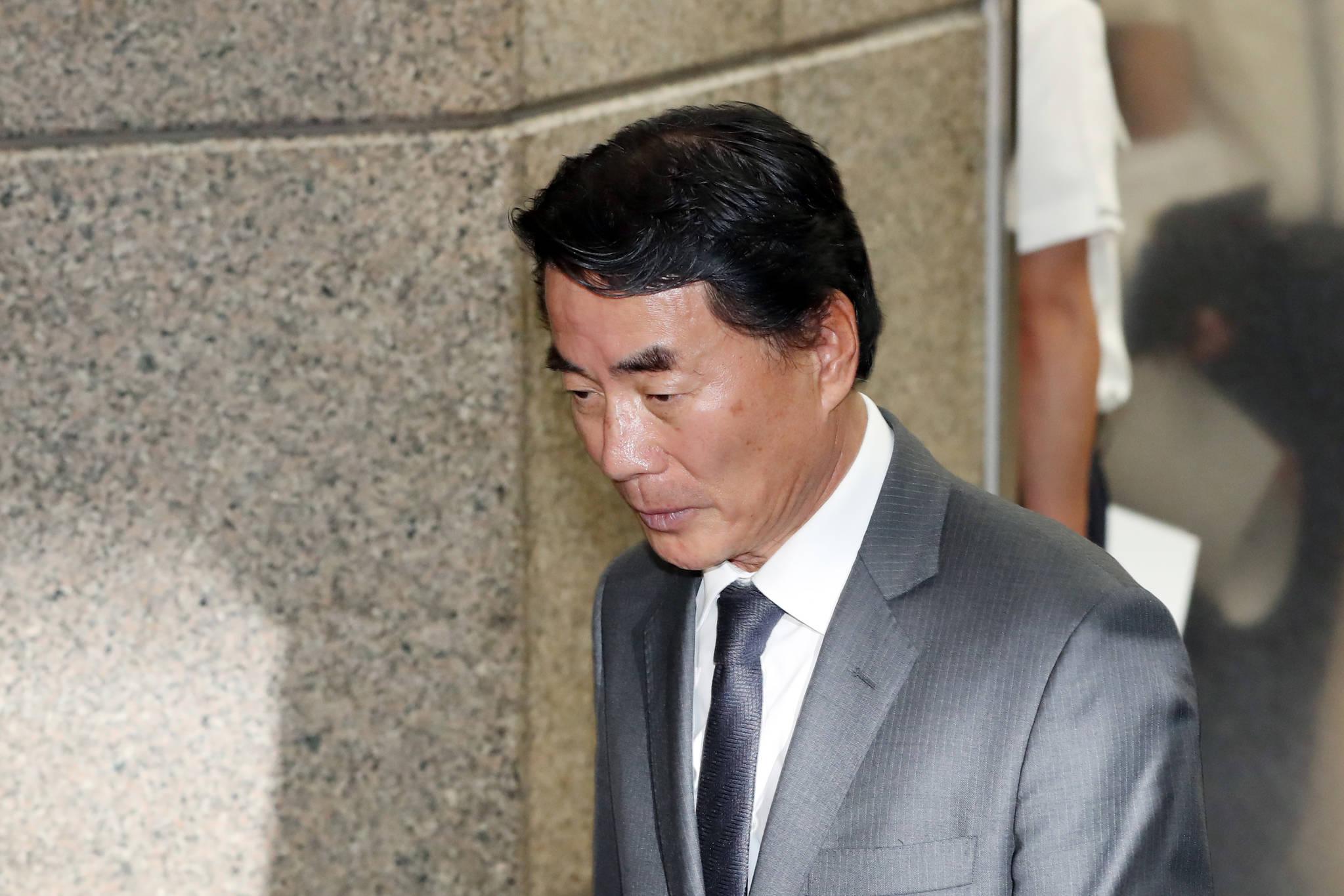 이장한 종근당 회장. 김경록 기자