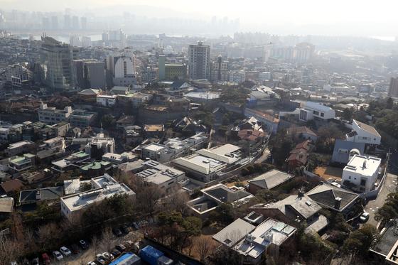 용산 공시가 8억 → 11억 뛴 주택, 보유세 129만 → 193만원
