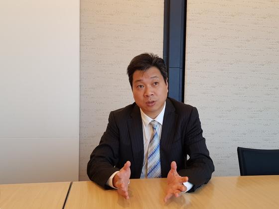 주하이빈 JP모건 수석 중국 이코노미스트. 박현영 기자