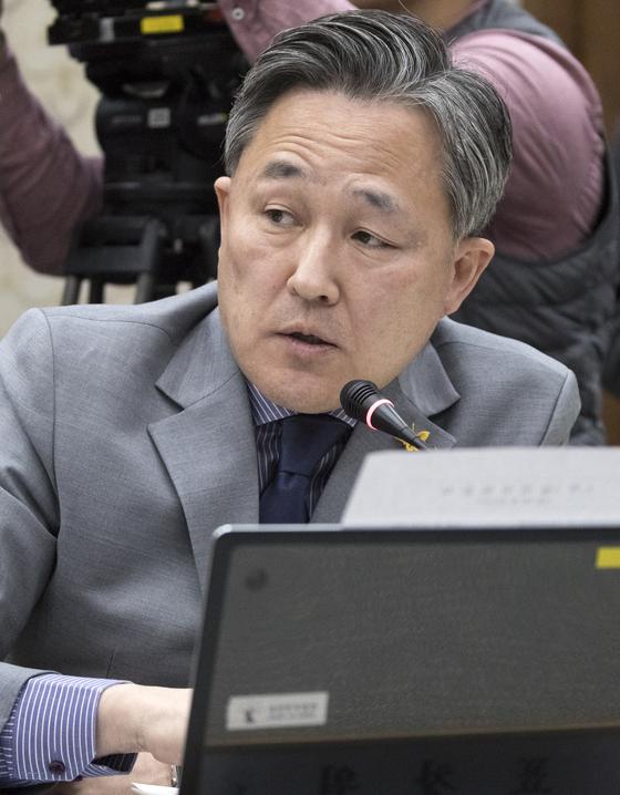 더불어민주당 표창원 의원. [연합뉴스]