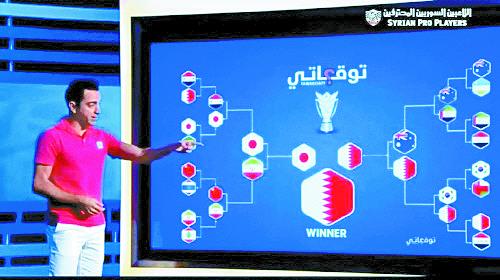 축구도사 사비의 예측이 또 적중했다. 일본이 결승에 진출했다. [방송화면 캡처]
