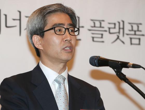 홍종호 4대강 조사평가 기획위원회 공동위원장. [연합뉴스]