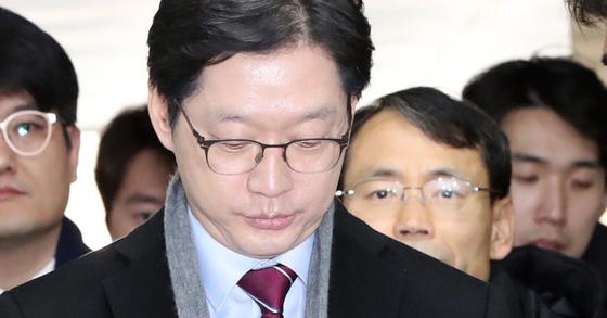 김경수 경남지사. [중앙포토]
