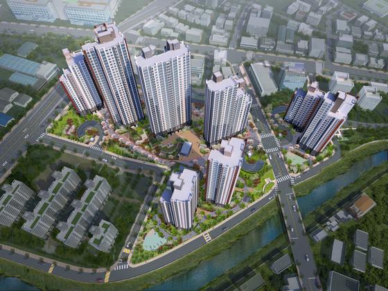 안양에 GTX·복선전철 기대감 높은 중소형 아파트