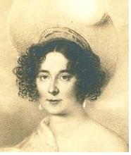 테레세 말파티. 그녀는 빈에서 쇼팽을 돌보아 준 말파티 박사의 사촌 여동생이었다. 베토벤의 '엘리제를 위하여'의 엘레제는 테레세로 알려져 있다. 그녀는 베토벤의 청혼을 거절했다. 본의 베토벤 기념관 Beethoven-Haus, Bonn 소장. ⓒPublic Domain [출처,Wikipedia]