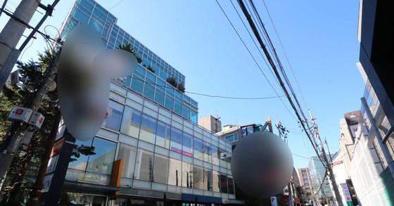 서울 강남구 신사동 미승빌딩. [중앙포토]