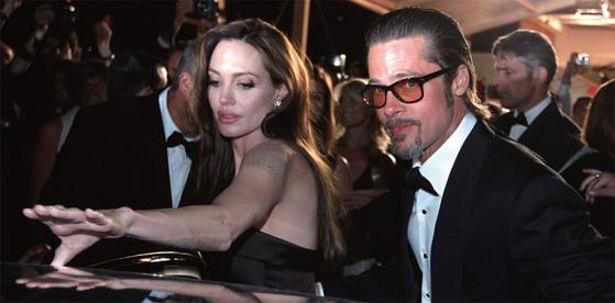 브래드 피트는 1억5000만 달러, 앤절리나 졸리는 1억2000만 달러를 상대에게 주고 이혼했다.