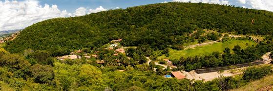 자연유산 보호구역으로 지정된 세바스티앙 살가두의 고향 마을. [사진 인스티튜트 테라]