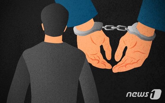 생활고로 이웃을 살해하고 2만원을 뺏은 남성이 항소심에서 징역 25년형을 선고받았다. [뉴스1]