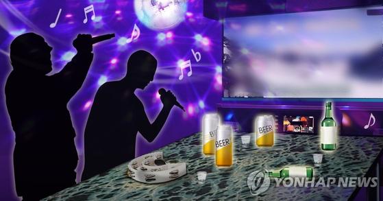 유흥업소 자료사진. [연합뉴스]