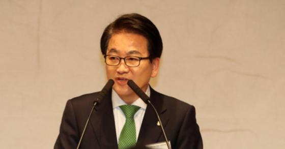 민주평화당 정동영 대표. [연합뉴스]