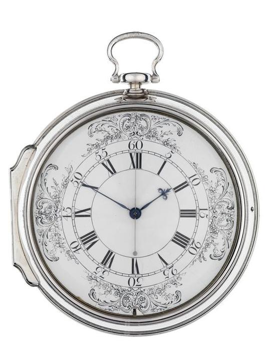 세 번째 해상시계 개발에 나선 존 해리슨은 1740년부터 1759년까지 19년 동안 두 개의 시계를 제작했다. 사진은 회중시계로 만들어진 H4.