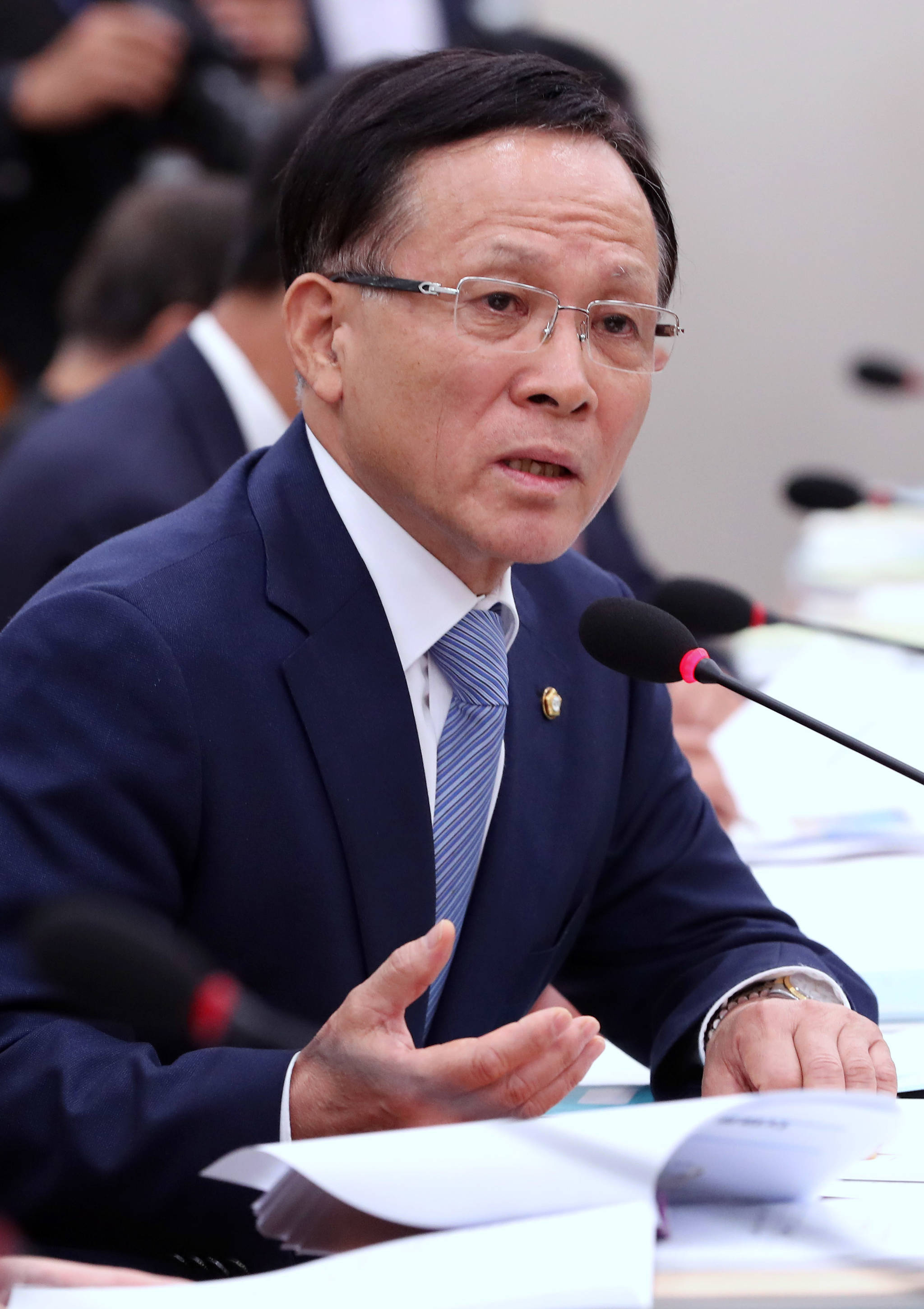 이수혁 더불어민주당 의원. [뉴스1]
