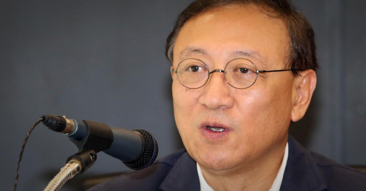 이용우 전 광주비엔날레재단 대표이사. [연합뉴스]