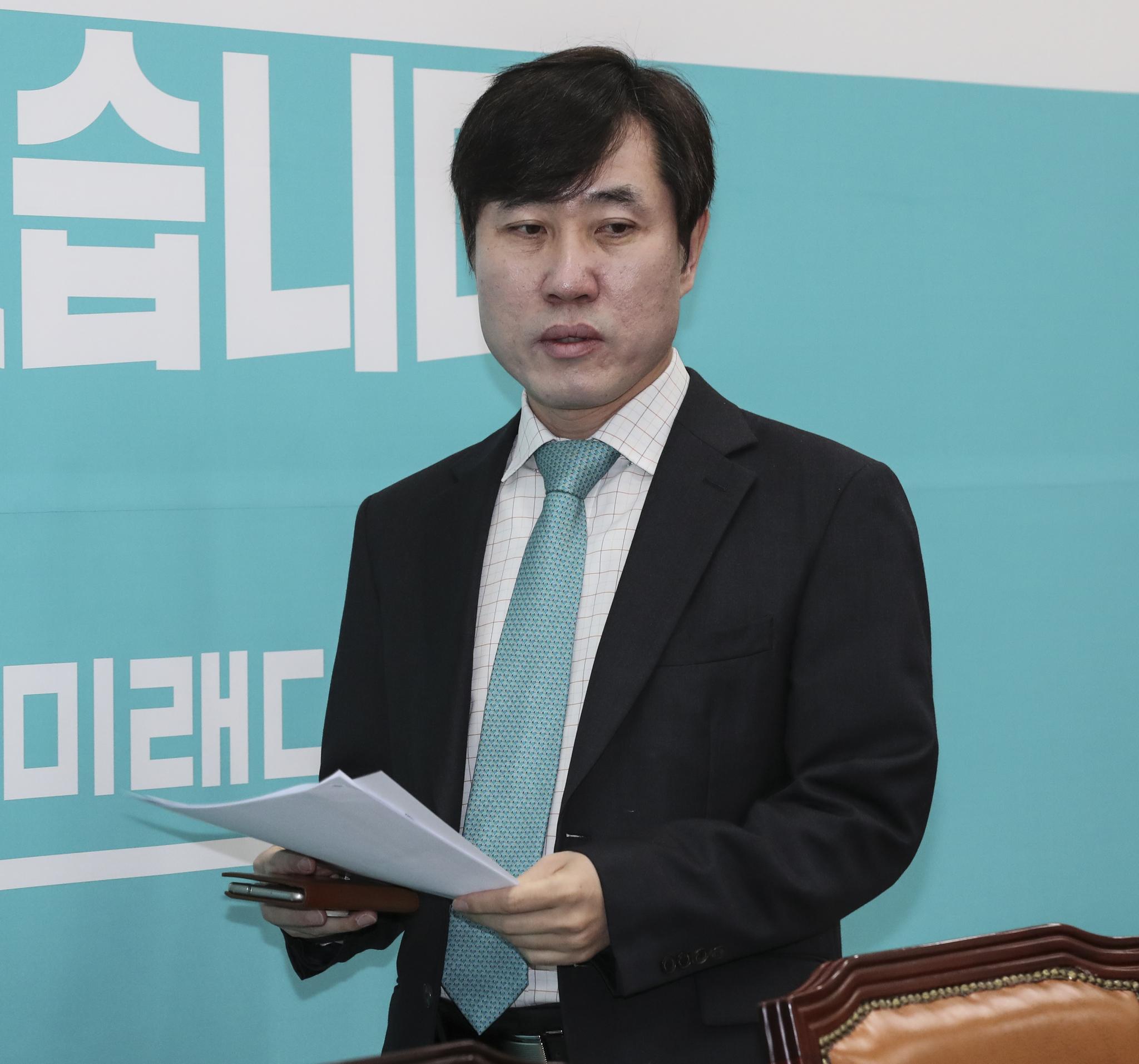 하태경 바른미래당 의원. 임현동 기자